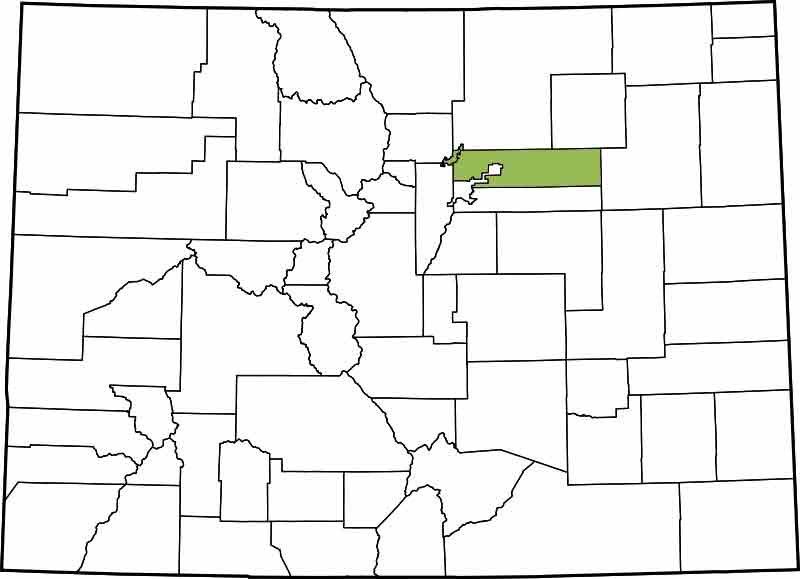 17th Judicial District - Adams, Broomfield