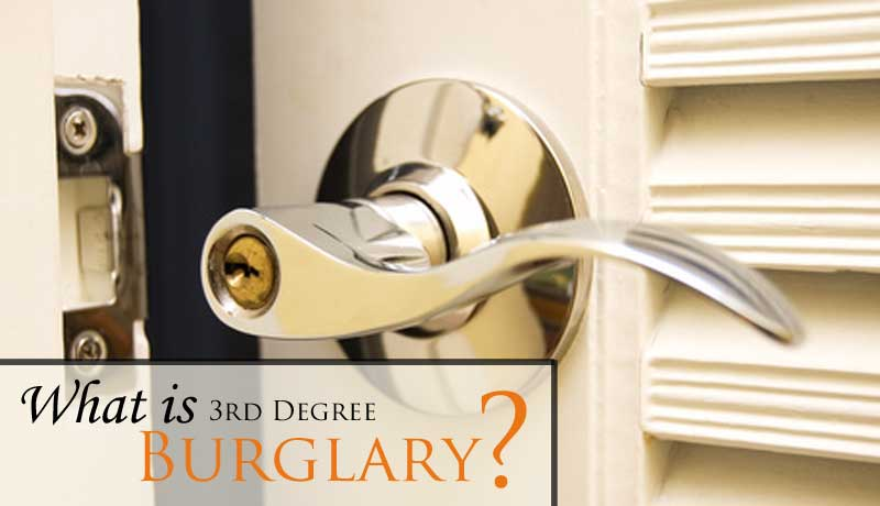 Do you need a third degree burglary lawyer in Fort Collins, Colorado? Contact an experienced criminal attorney in Loveland for a free initial consultation!