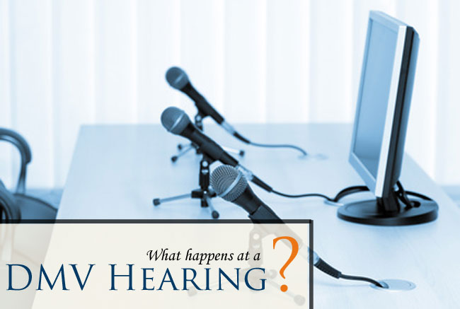 Learn more about the DMV Hearing and why you need a lawyer present. Contact us for a free initial consultation today to protect your driving privileges.