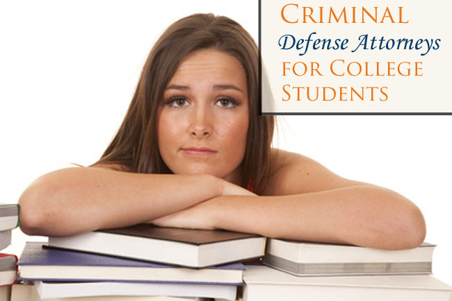 Has your college student been accused of a crime? We offer legal help to college students in Colorado. Contact us for a free consultation.