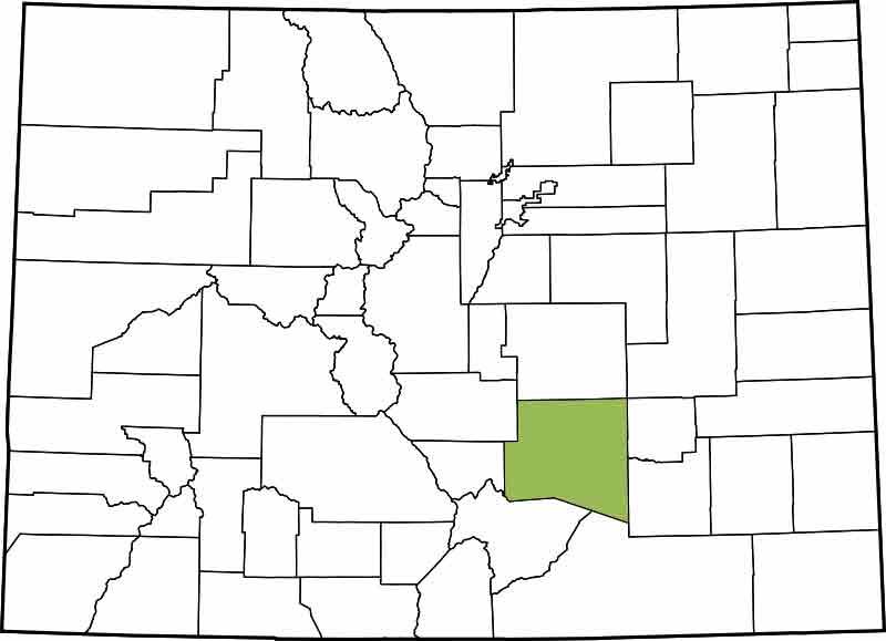 10th Judicial District - Pueblo
