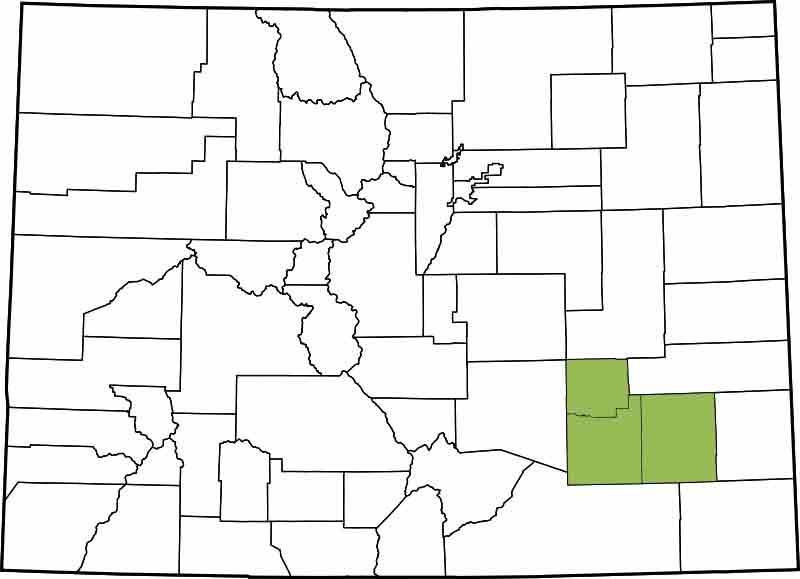 16th Judicial District - Bent, Crowley, Otero