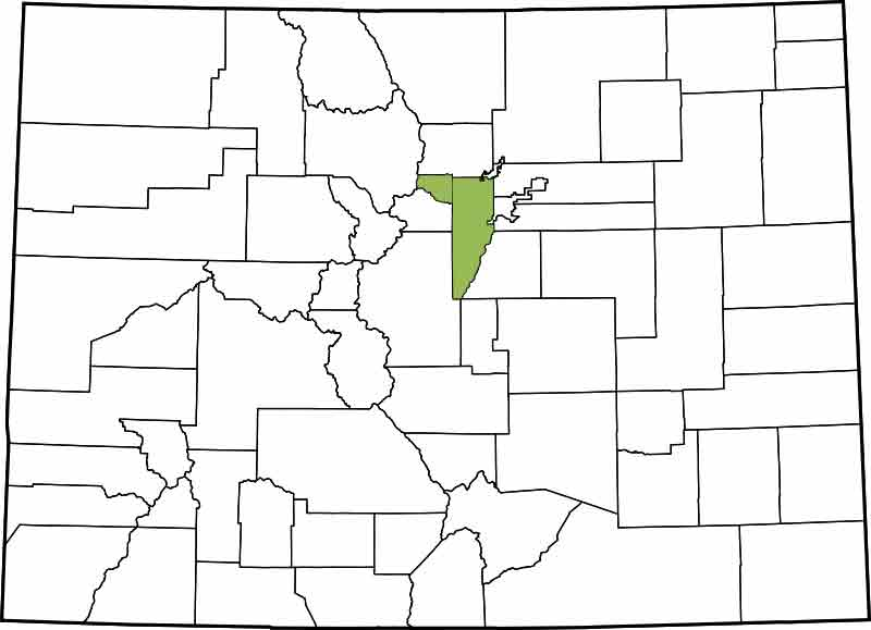 1st Judicial District - Jefferson, Gilpin