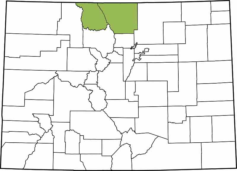 8th Judicial District - Larimer, Jackson Find a County