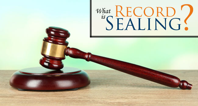 Wondering if you can get your criminal record sealed? Read more about record sealing procedures and why you need a lawyer to help you get your record sealed
