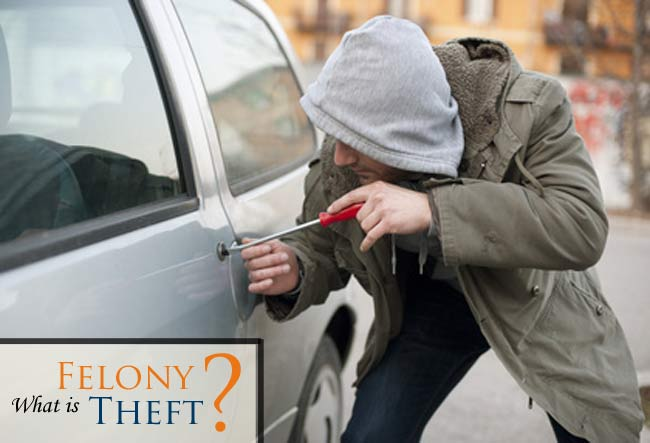 Exceptional Felony Theft Definition