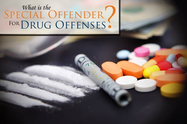 Have you been charged as a Special Offender relating to a Drug Crime? Read more about this complicated law and how an experienced lawyer can help defend you