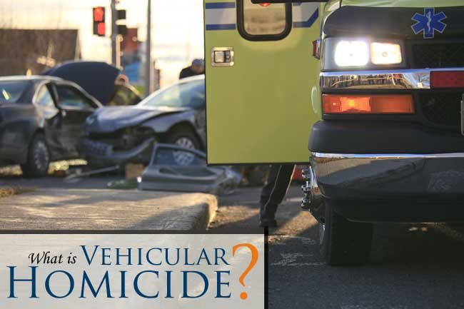 Have you been charged with Vehicular Homicide? Read more about your charges and how an experienced criminal defense attorney can help defend and protect you